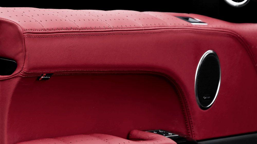 Обшивка верхних частей дверей (Range Rover Vogue 2013)