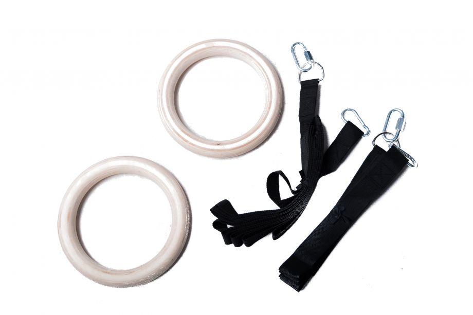 Кольца гимнастические SPR