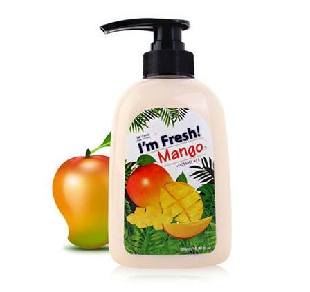 [3W CLINIC] Лосьон для тела МАНГО I'm Fresh Body Lotion, 500 мл