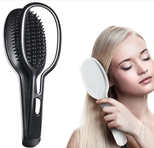 Электрический выпрямитель - расческа для волос Splint Comb