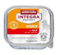 Animonda Integra конс. Renal с телятиной д/кошек при ХПН, 100г