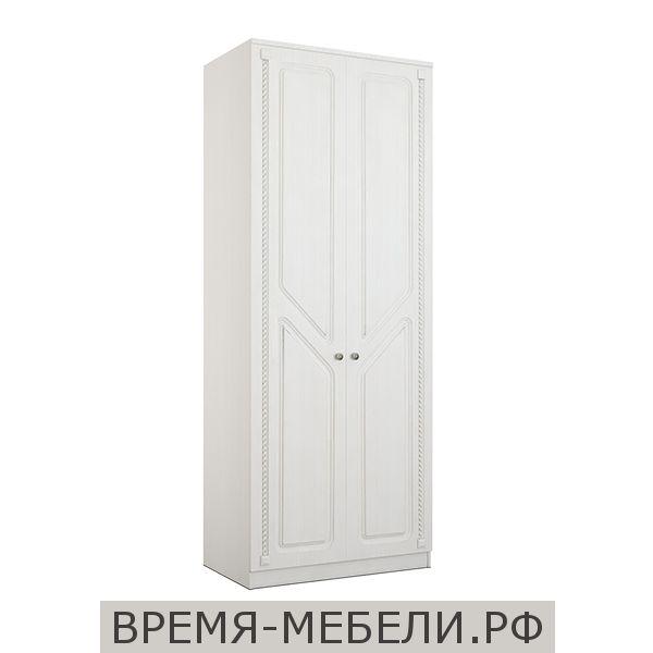 Шкаф для гостиной «Азалия 22» Бодега белый