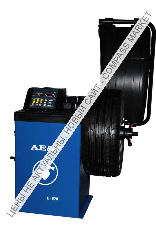 Балансировочный станок для легковых автомобилей B-520, AE&T (Китай)
