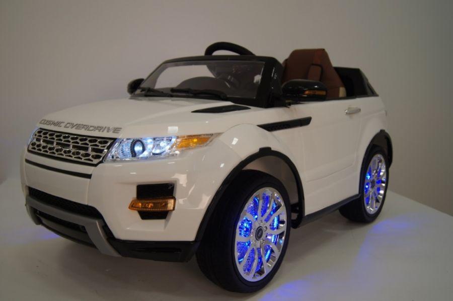 Детский электромобиль Range Rover Cosmic Overdrive
