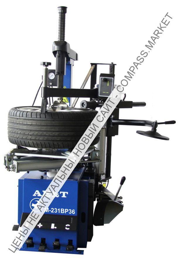 Шиномонтажный станок M-231P36 автомат с правой рукой AE&T