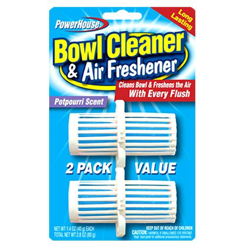 Подвесной Освежитель Для Унитаза Bowl Cleaner And Air Freshener, 2 Шт
