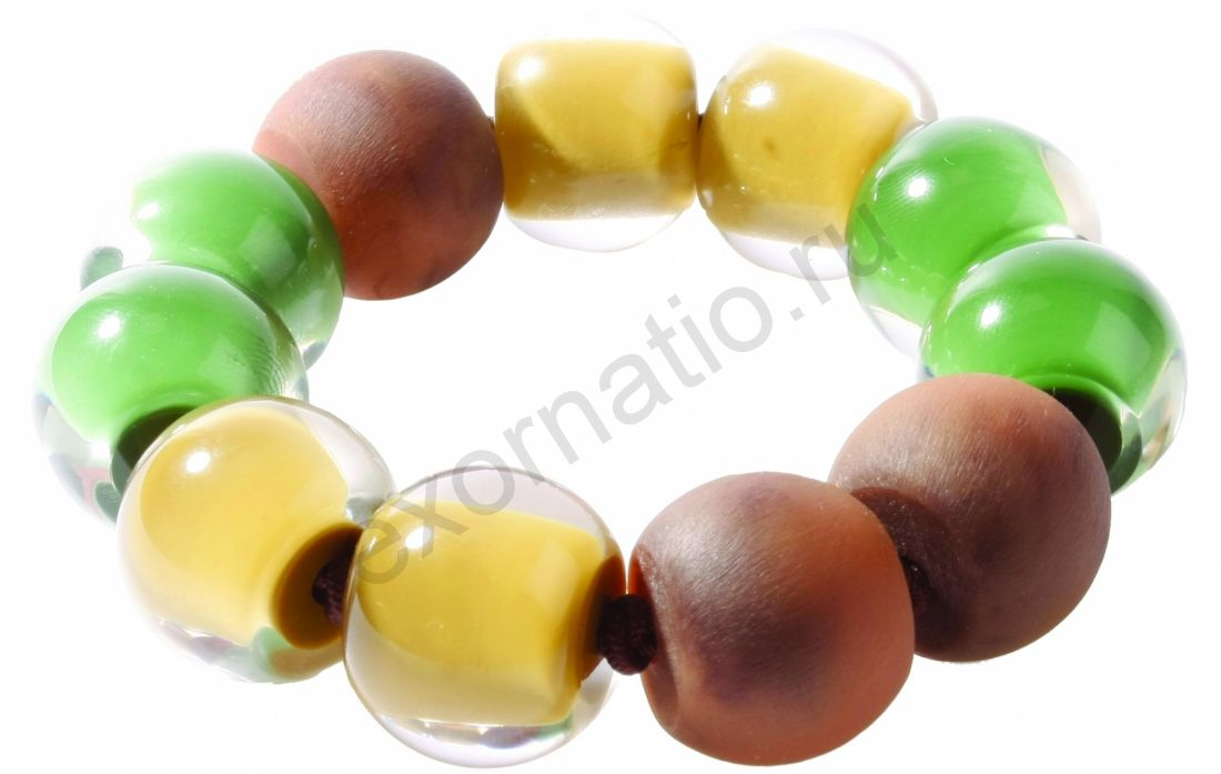 Браслет Zsiska 7200302ANTOQ0M. Коллекция Colorful Beads