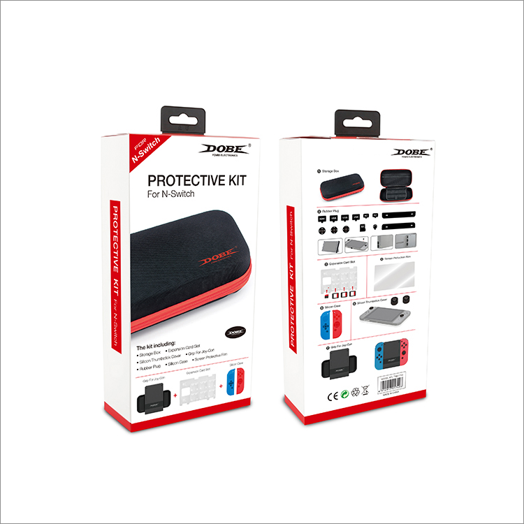 Switch 7in1 Protective Kit TNS-1749 DOBE