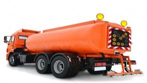 Комплект дорожной индикации для комбинированных дорожных машин (ДССИ)