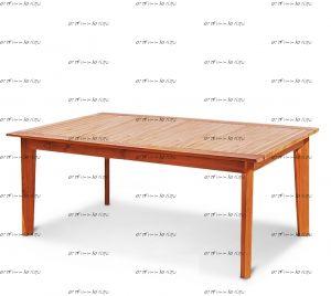 Стол Оскар (ВМК Шале) (150х80х75)