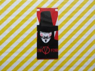 Термоусадочная пленка для АКБ 18650 - Vendetta