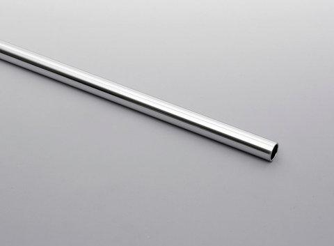 Рейлинг 3000*16*1,0 мм, хром
