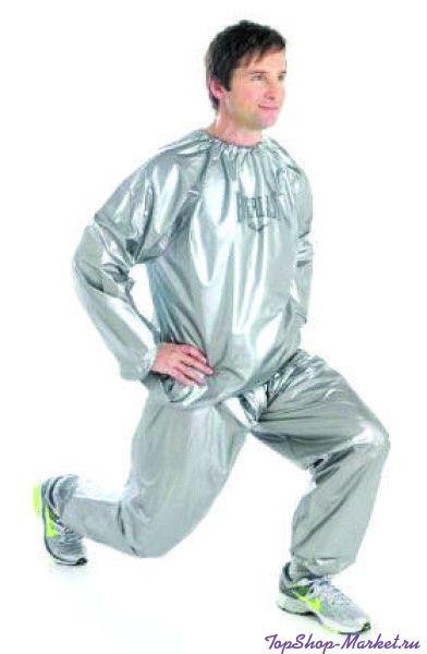 Термический спортивный костюм - сауна SAUNA SUIT, XXXL