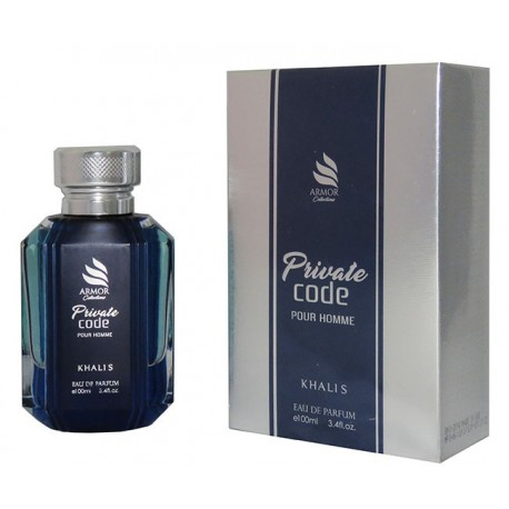 KHALIC PRIVATE CODE 100ml (унисекс)