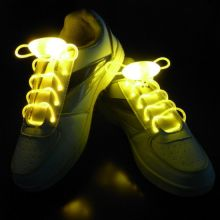 Светящиеся шнурки, Цвет: Желтый