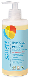 Sonett Мыло для рук Sensitive для чувствительной кожи 300 мл