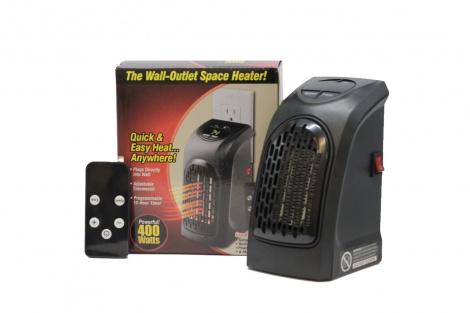 Портативный обогреватель Handy Heater 400Вт с пультом управления