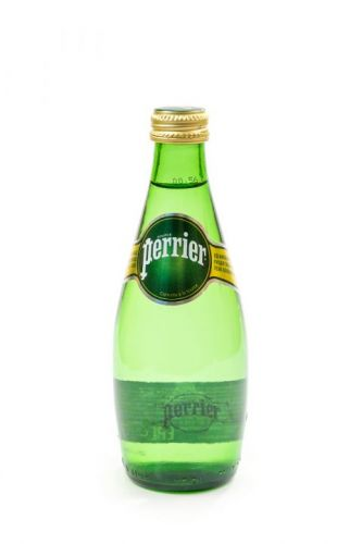 Перье минеральная вода «Perrier» 0,33 шт