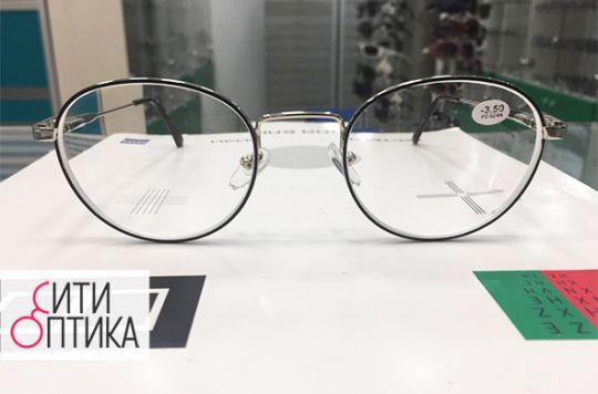 Готовые очки EAE Italy Design 1004 Silver