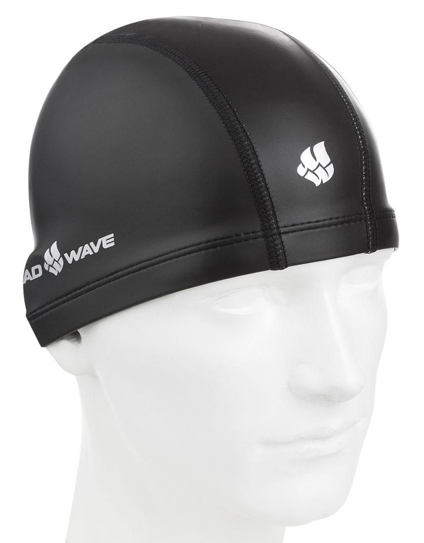 Шапочка для плавания комбинированная Mad Wave PUT Coated