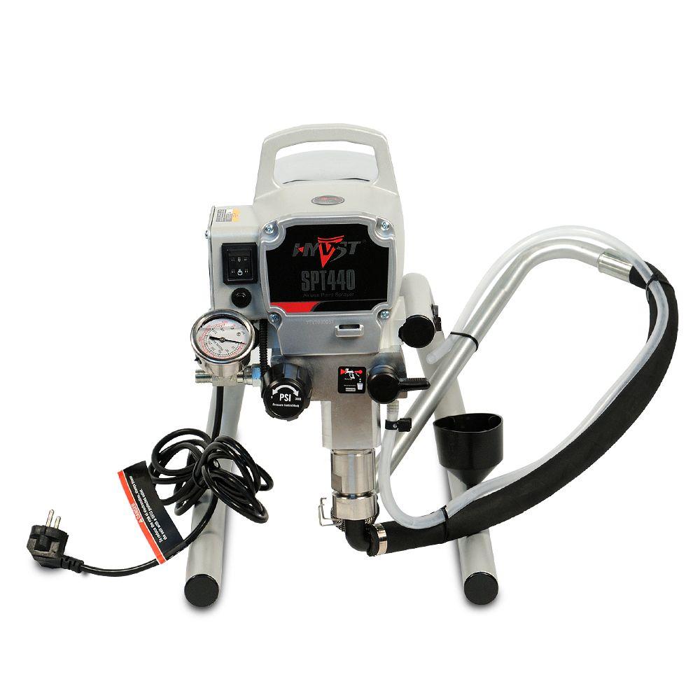 Hyvst SPT440 Безвоздушная электрическая окрасочная установка