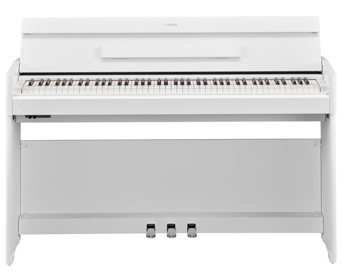 Yamaha YDP-S54WH Цифровое пианино Arius