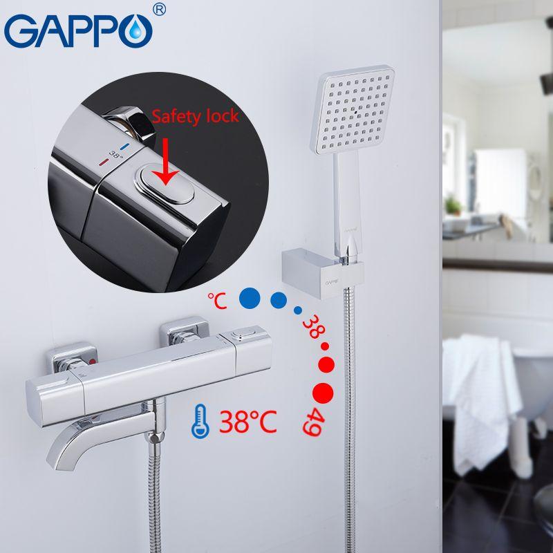 Gappo G3291 Термостатический смеситель