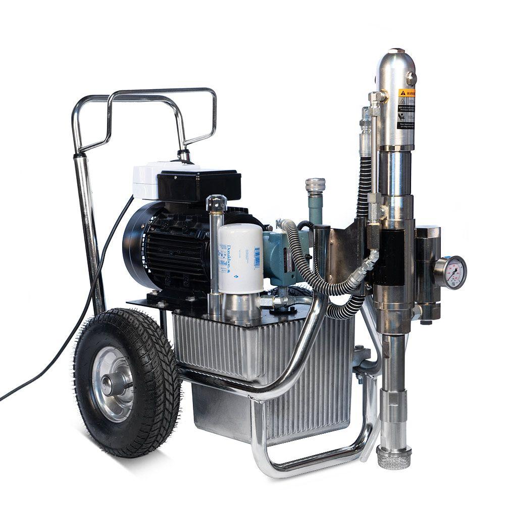 Hyvst SPT 8200 E Электрический гидравлический окрасочный аппарат