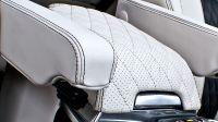 Обшивка центрального подлокотника (Range Rover Sport 2005-2013)
