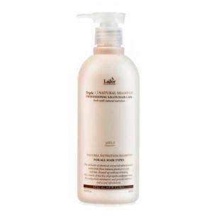 """""""ЛД"""" Triplex Natural Shampoo Шампунь с натуральными ингредиентами 530мл"""