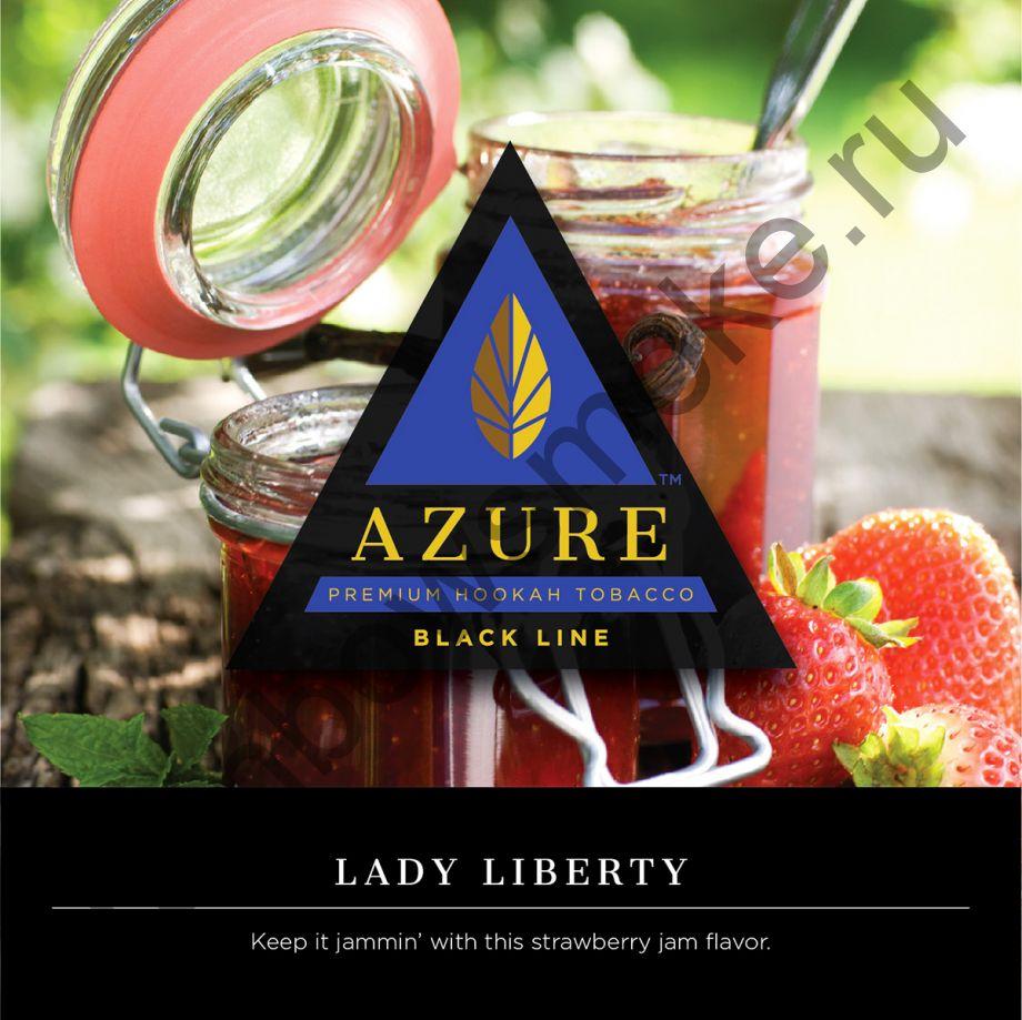 Azure Black 250 гр - Lady Liberty (Леди Свобода)