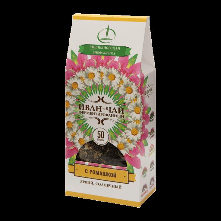 Иван-чай с ромашкой 50г