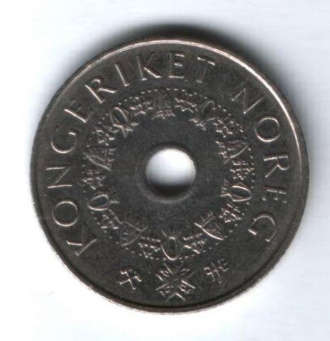 5 крон 1999 года Норвегия