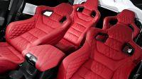 4 спортивных сидения GTB (Jeep Wrangler)