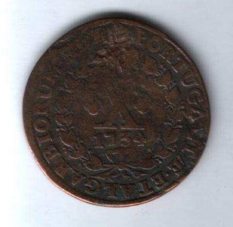 10 рейс 1734 года Португалия