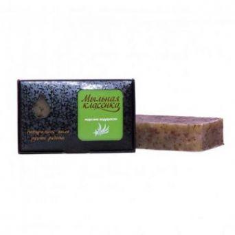Натуральное мыло ручной работы Морские водоросли, 100 гр