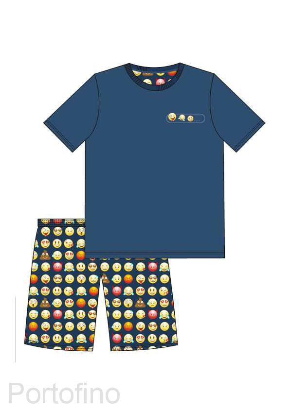 326-72 Пижама мужская Cornette
