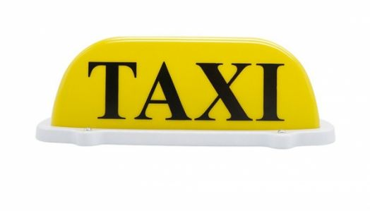 """Знак """"TAXI"""" MY-002"""