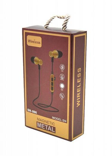 AMN-006 наушники вакуум - гарнитура (Bluetooth)