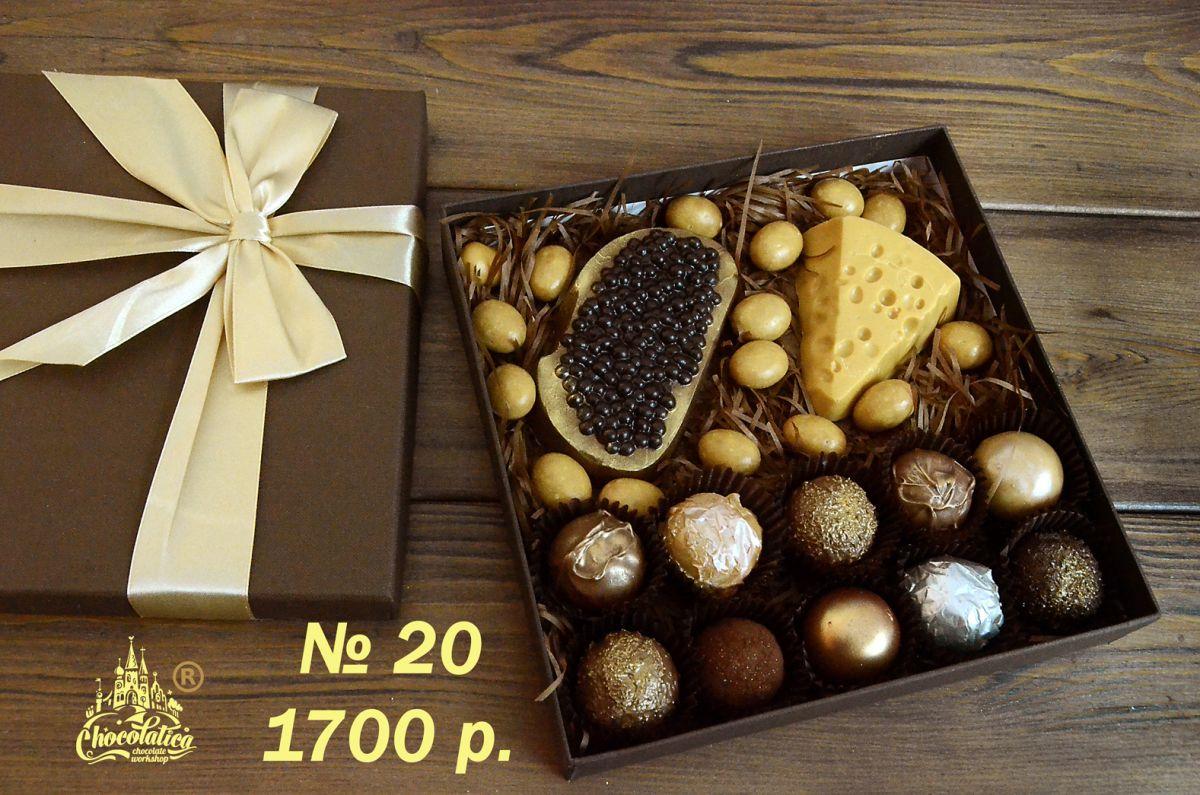 Набор №20 (Шоколатика)