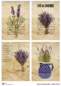 Set lavender 1