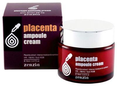 Zenzia Крем для лица с плацентой 70 мл