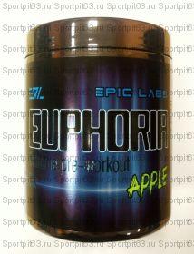 Предтренировочный комплекс ЭЙФОРИЯ (EUPHORIA EPIC LABS) - 100 гр;200 ГРАММ