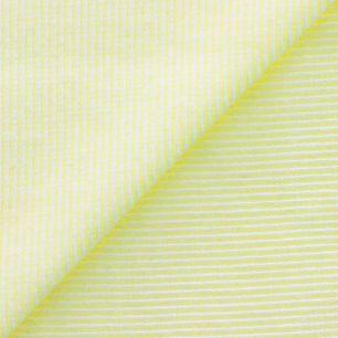 Лоскут трикотажной ткани кашкорсе Банановое суфле 50*30