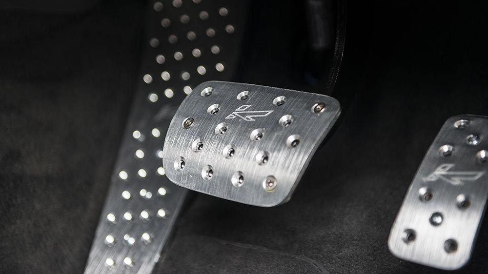 Алюминиевые педали (AUDI Q5)