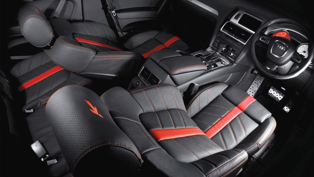 Пакет отделки интерьера (Audi Q7)