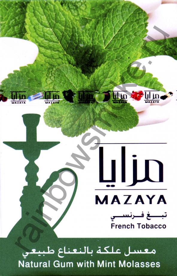 Mazaya 1 кг - Gum with Mint (Жвачка с Мятой)