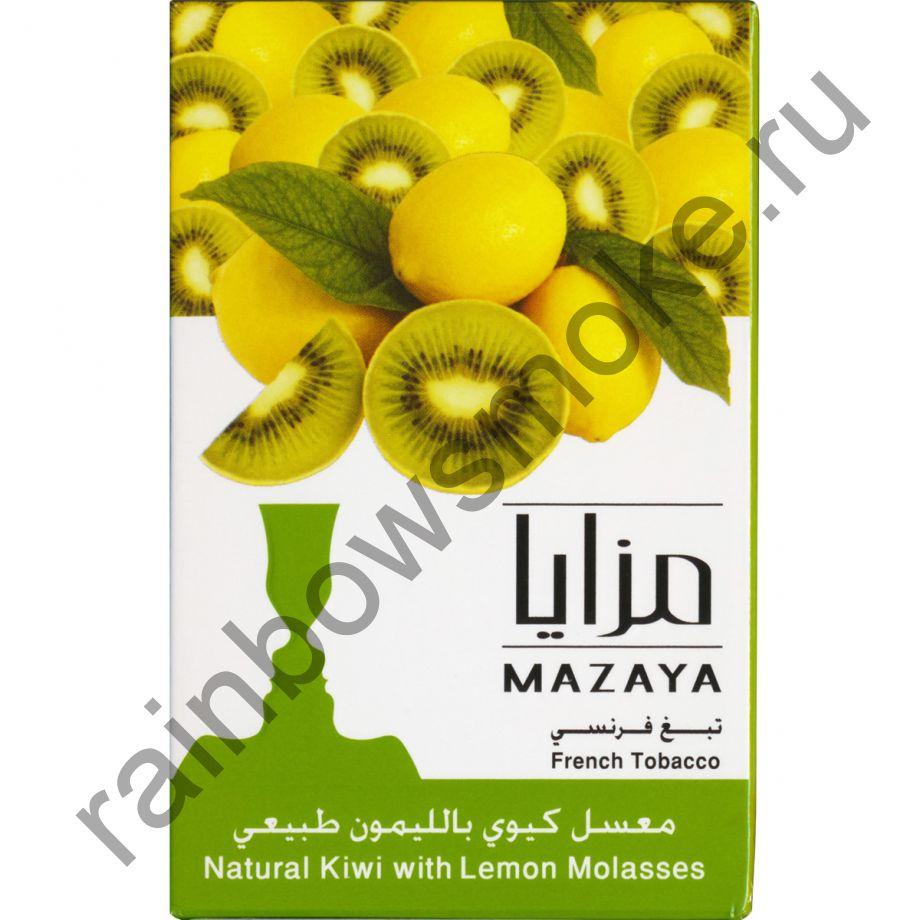 Mazaya 1 кг - Kiwi with Lemon (Киви с Лимоном)