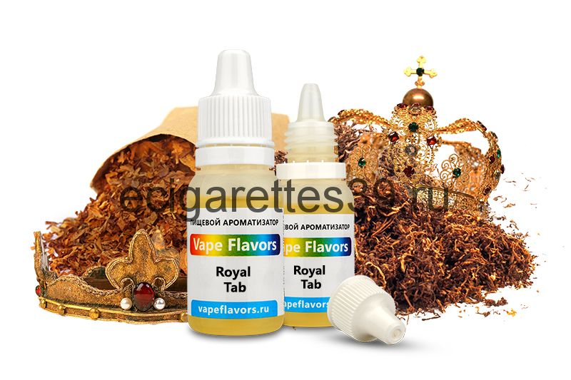 Ароматизатор Vape Flavors Royal Tab