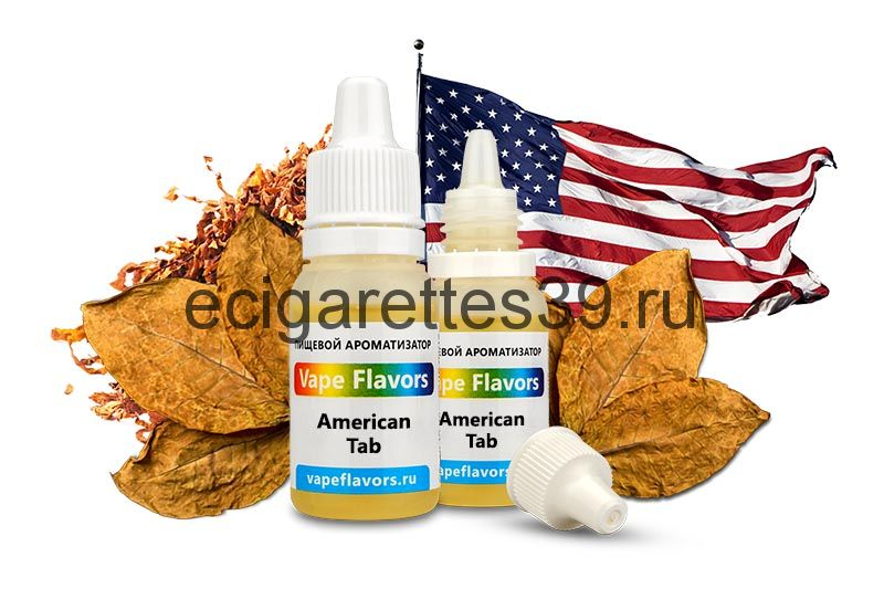 Ароматизатор Vape Flavors American Tab